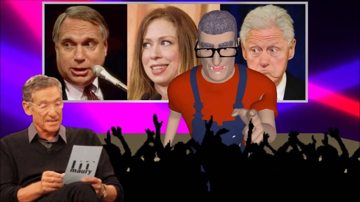 Is Chelsea Clinton's real father Webb Hubbell?