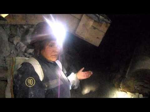 Bolivia - Potosi Miners Tour http://marcoslocaladventures.com/