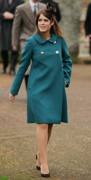 Princess Eugenie, youngest daughter of Prince Andrew, Duke of York