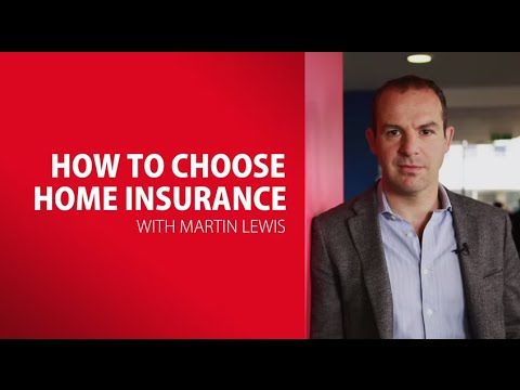 Martin Lewis on How to Choose Home Insurance - http://benchmarkinsuranceservices.net/blog/martin-lewis-on-how-to-choose-home-insurance/