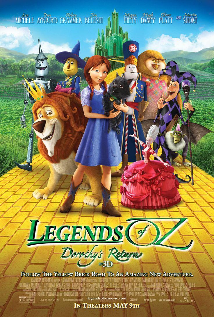 Sexy Wizard of Oz Cartoon legendsofozdorothysreturn