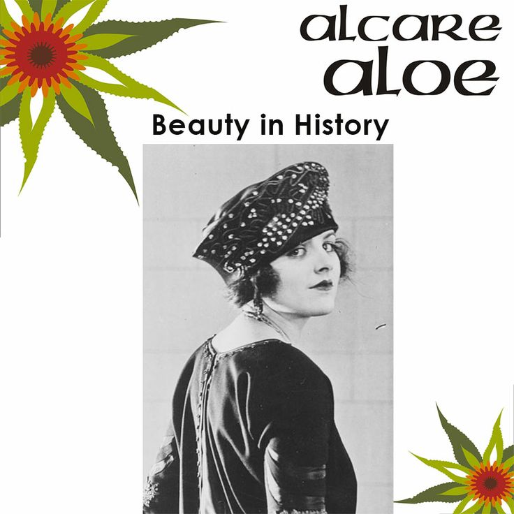 The ideal beauty of the 1920s had very heavily defined eyes, a delicate mouth featuring an exaggerated cupid's bow, short hair although usually curled and feminine, a flat, boyish figure, a long neck and a youthful joie de vivre about her look and her costume.  Order online: http://on.fb.me/1fJVdeb #1920s #centurybeauty #tbt