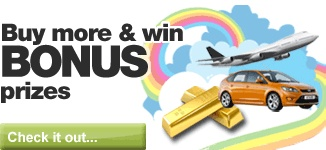 Online Competitions Australia, Prize Home Lottery Tickets