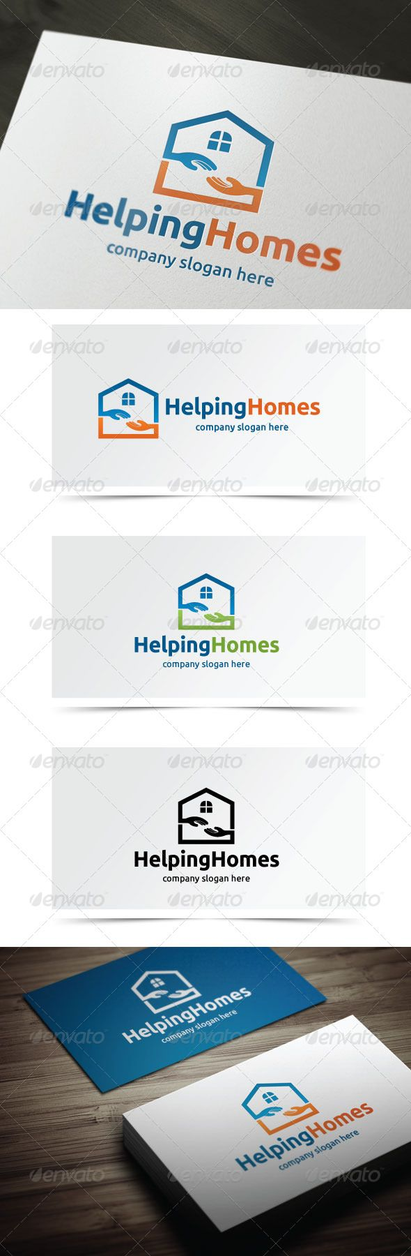 Helping Hands Logo Design Template Vector #logotype Download it here:  http://graphicriver.net/item/helping-hands/5658468?s_rank=222?ref=nexion
