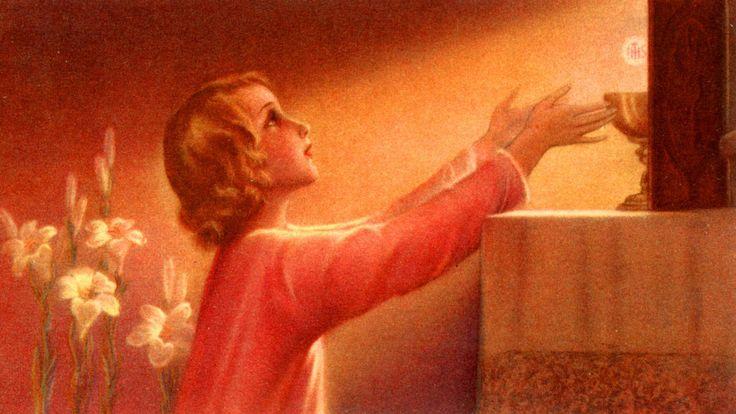 O DIÁRIO DE DEUS: Por que é necessário fazer ação de graças após a c...