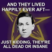 Lovecraft Love