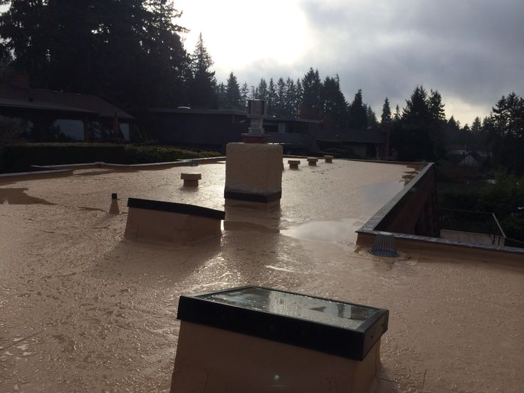 PVC Membrane By IB Roof Systems. Roofing In Shoreline, Shoreline Roofing
