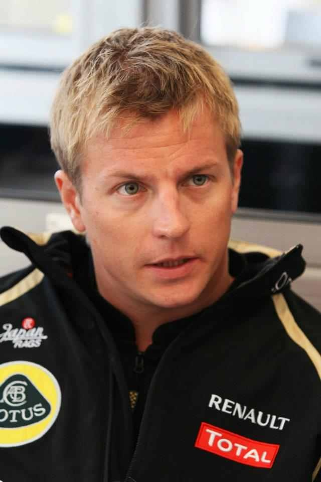 Kimi Raikkonen love him.. hate him... he is not done and never gave up!
