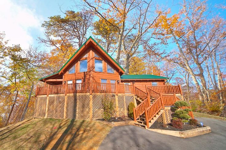 38 best ideas about girls 39 getaway on pinterest for Nuvola 9 cabin gatlinburg