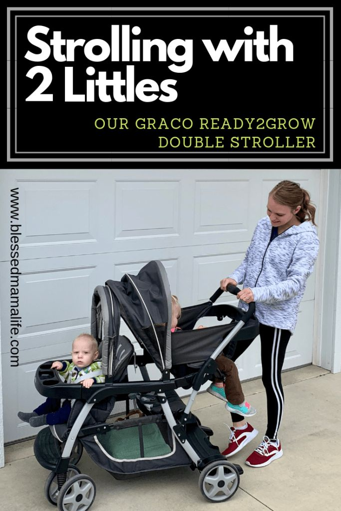 Graco Ready2Grow Double Stroller Review in 2020 (With