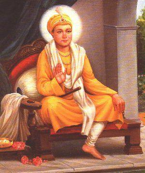 Guru Har Krishan ji (1661 - 1664) http://www.sikh-history.com/sikhhist/gurus/nanak8.html