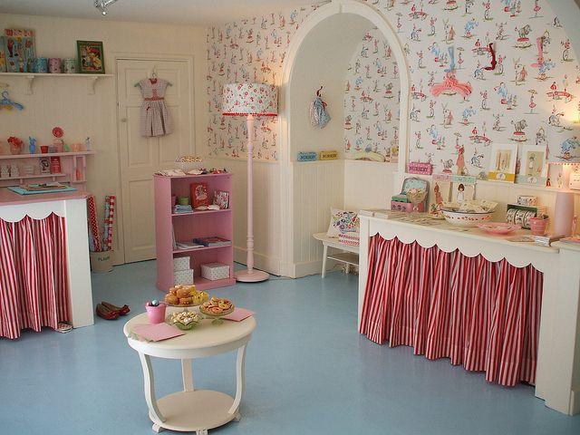 Inkin' cute Ideas: My Inkin' Cute Craft Room Display Hutch  Cute For Craft Rooms Furniture