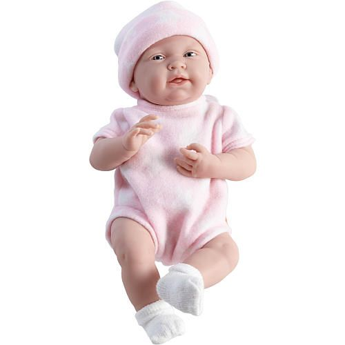 Toys Are Us Baby Dolls : La newborn inch pink and white star real girl doll