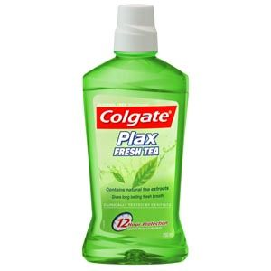 To long lasting fresh breath, Colgate Plax Fresh Tea 60ml is one of the best mouthwashes. It contains natural tea extracts to provide up to 12 hours of protection against plaque and germs. It is especially made for sensitive mouth and helps to provide a cleaner mouth. It is very effective to reduce the germs by up to 99.9%. Without a burning sensation, it provides a gentle mouth feel.