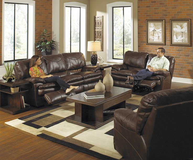 Perez Reclining Sofa Loveseat Chestnut Available For Rent At Bestway Getit Now Living Room SetsLiving
