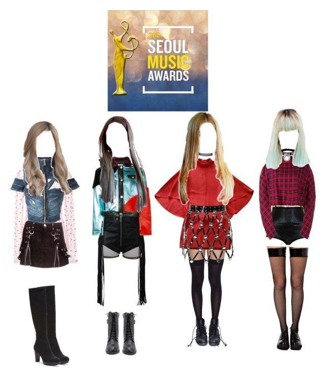 26th Seoul Music Awards Oh Na Na Rubik 39 S Cube By Black