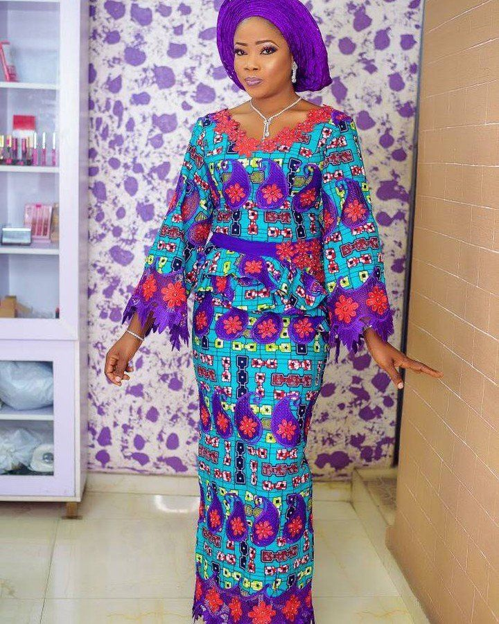 Unique Ankara Skirt And Blouse Styles 2018 Checkout This Creative Collection