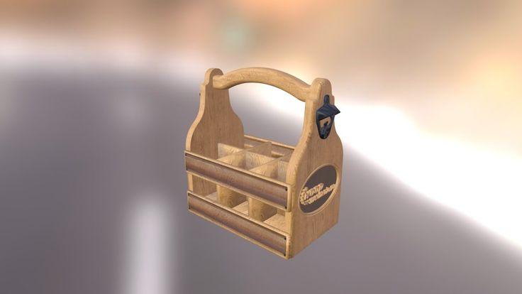 Carrier Of Bottles- by woodmechanic