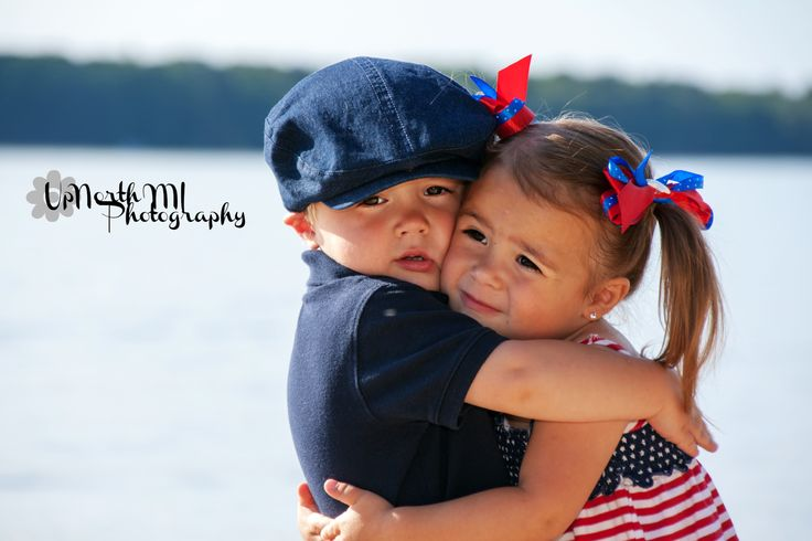 Jackson and Addison! #twins #love #beach #summer #sibling #family #photography #beach #hugs #red #white #blue #4thofJuly #photos #Photoshoot #Michigan #UpNorthMIPhotography #UNMP