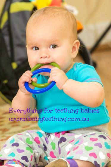 Baby Teething Products