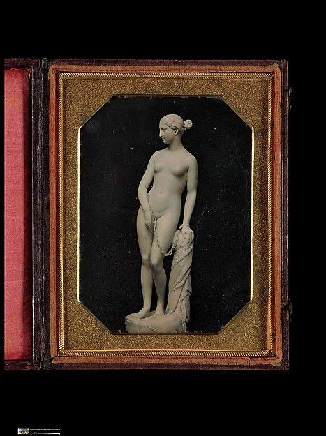 [Hiram Powers's Sculpture of the Greek Slave]