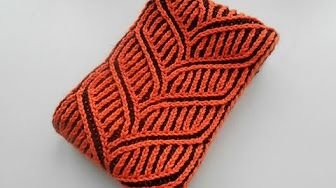 Knitting Tutorial: Basics of two-color Brioche - YouTube