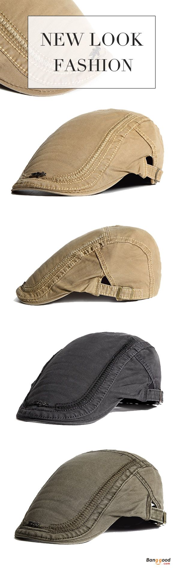US$9.88 For Now+Free shipping. Men Cap, Breathable, Cotton Flat, Summer, Casual, Sunscreen Visor Cap. Color: Black, Khaki, Army Green, Dark Grey,Navy,Coffee. Shop now~