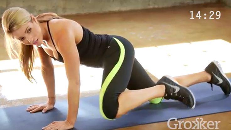 Een betere conditie en sterkere spieren krijgen. Dat kan als je deze work-out van 19 minuten uitvoert.