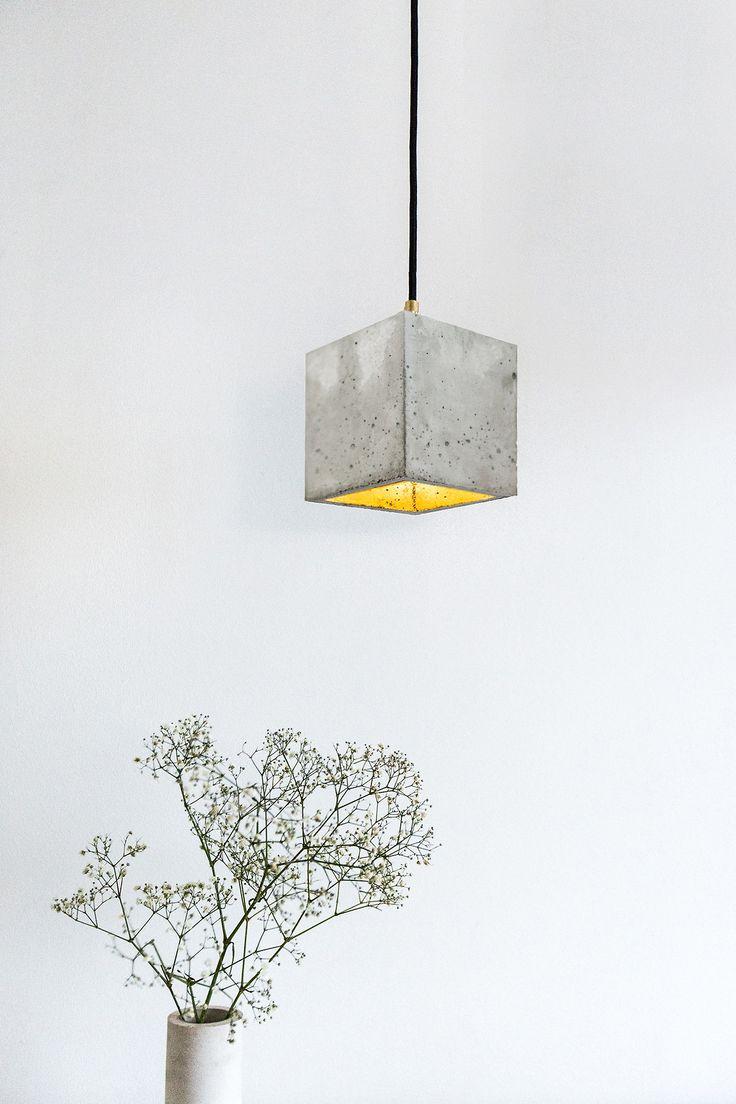 Concrete lamp |Concrete design | Beton design | interieur | interior | http://www.forbo.com/eurocol/en-nl/products/pr59rj#panel_13