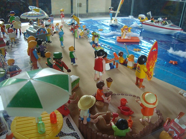 lego swimming pool instructions