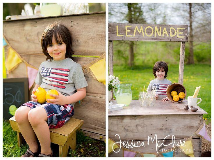 Lemonade Stand Minis!! — Jessica McClure Photography