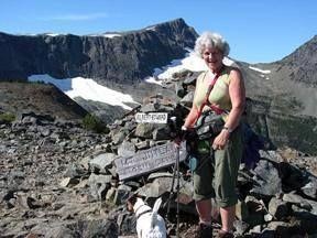 Mt Albert Edward - Strathcona Park. 2 nighter camping at Circlet lake. LATE season because of snow.