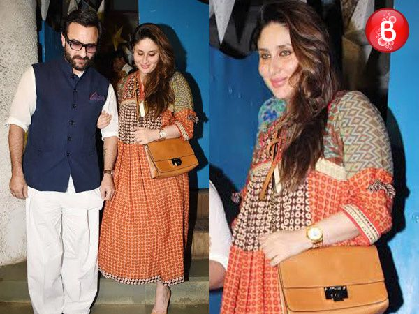 Spotted: Kareena Kapoor Khan makes her first official public appearance after delivery
