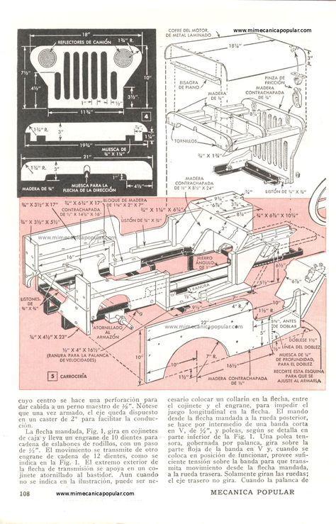 Mi Mecanica Popular Imgs40 Jeep Para Pequenuelos Marzo 1948 03g