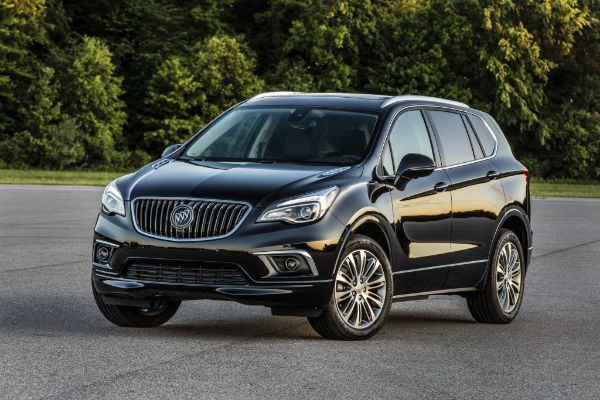 2018 Buick Envision is the featured model. The Buick Envision 2018 SUV image is added in car pictures category by author on Feb 17, 2017.