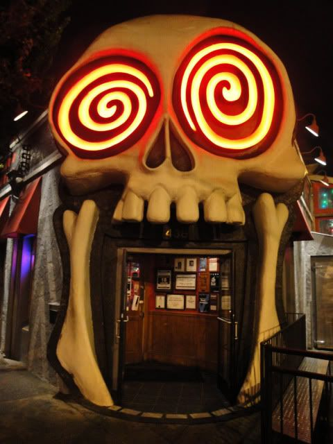 The Vortex Bar & Grill. Little Five Points, Atlanta, GA. Some seriously good burgers and awesome hangout.