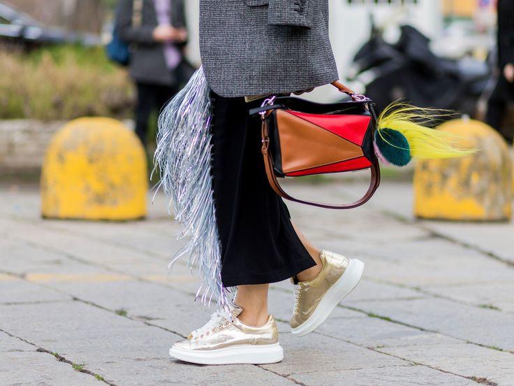 Fashion trainers  - HarpersBAZAAR.co.uk