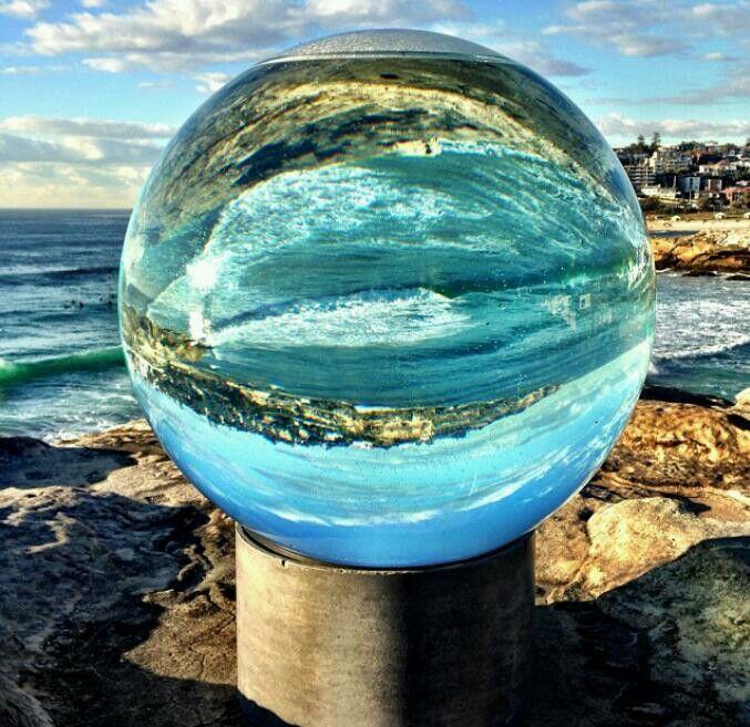 Tamarama Beach - Sculptures by the sea
