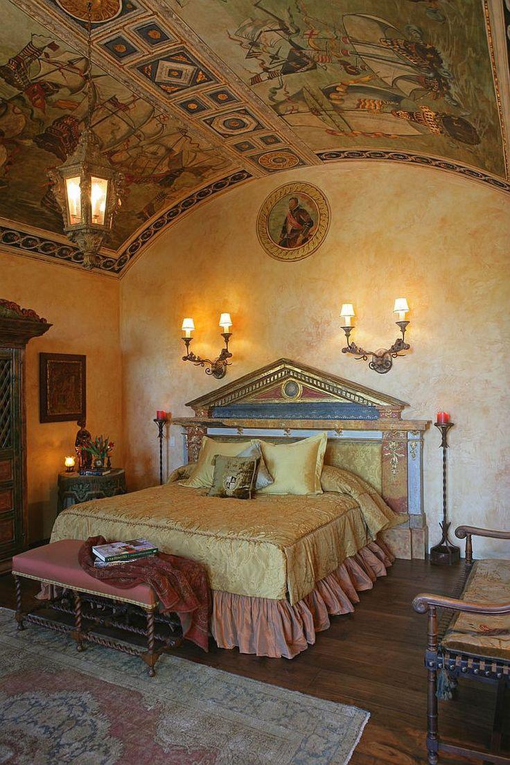 Mediterranean Bedroom Furniture 17 Best Images About Interior Design Bedrooms On Pinterest