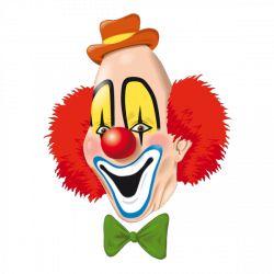 Les 25 meilleures id es de la cat gorie tete de clown sur - Tete de clown a imprimer ...