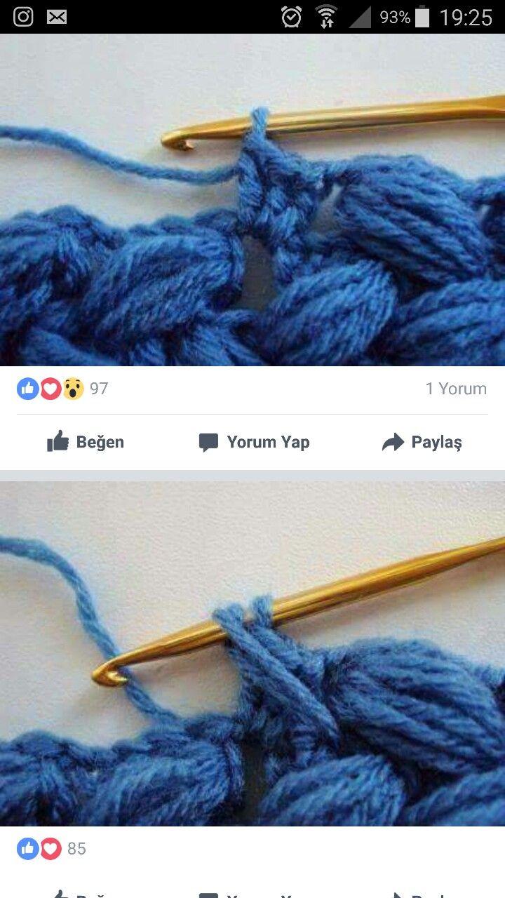 Mejores 48 imágenes de cobijitas crochet en Pinterest | Artesanías ...