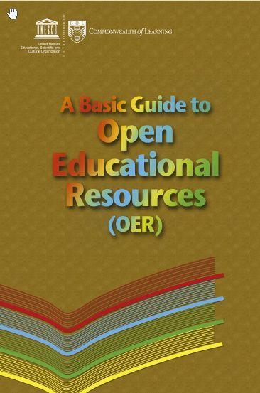 La UNESCO se ha asociado con el Commonwealth of Learning (COL) para publicar la Guía Básica para producir Recursos Educativos Abiertos (REA). Esta guía es distribuida bajo licencia Creative Commons y está dirigida al sector educativo superior.