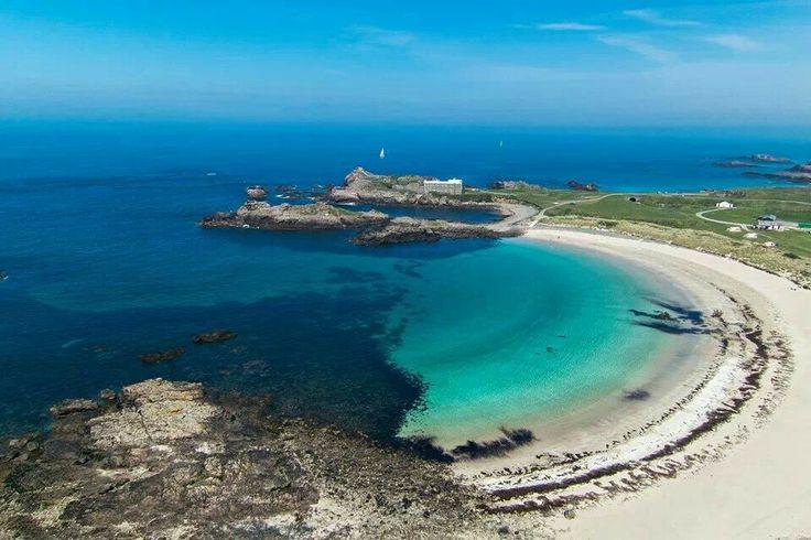 Saye Bay, Alderney, Channel Islands