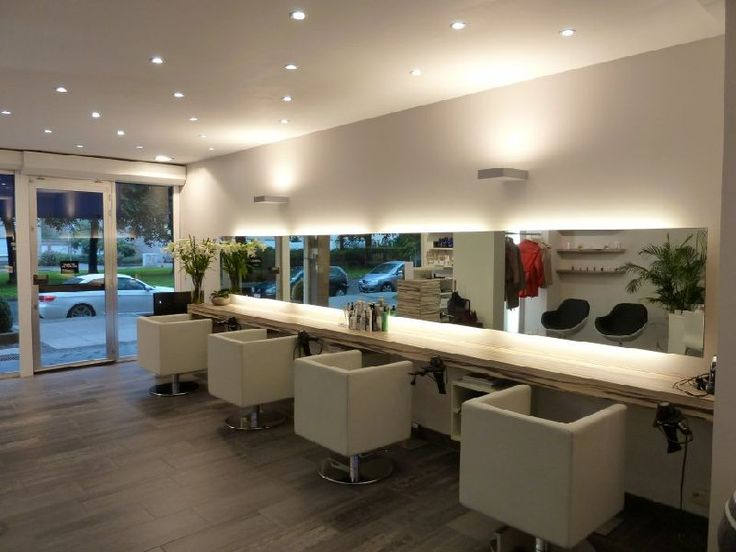 Nelson mobilier hair salon furniture made in france for Agencement salon design