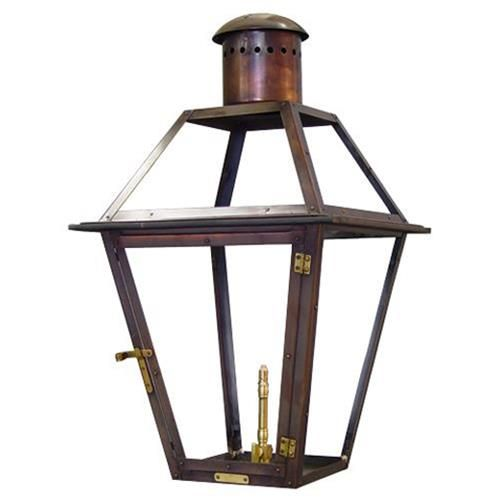 Perfect for some authentic New Orleans flavor - Bevolo Gas u0026 Electric Lights  sc 1 st  Pinterest & 29 best Rustic Lighting images on Pinterest | Barn doors Rustic ... azcodes.com