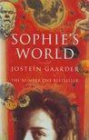 Sophie's World by Jostein Gaardner Our first book