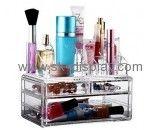 Customized acrylic makeup organizers makeup drawers makeup organizer drawers CO-319