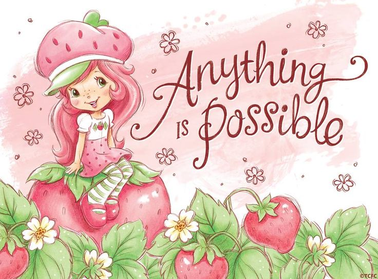 Strawberry Shortcake Wallpapers Free Download