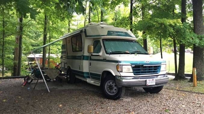 1995 Ford Chinook Camper For Sale In Columbus Ohio Chinook