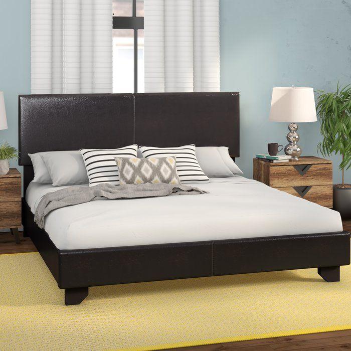 Lympsham Upholstered Standard Bed Upholstered Platform Bed